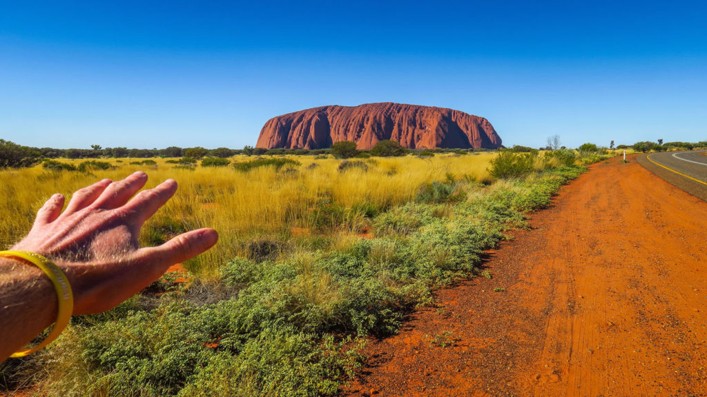 Uluru - Ayers Rock