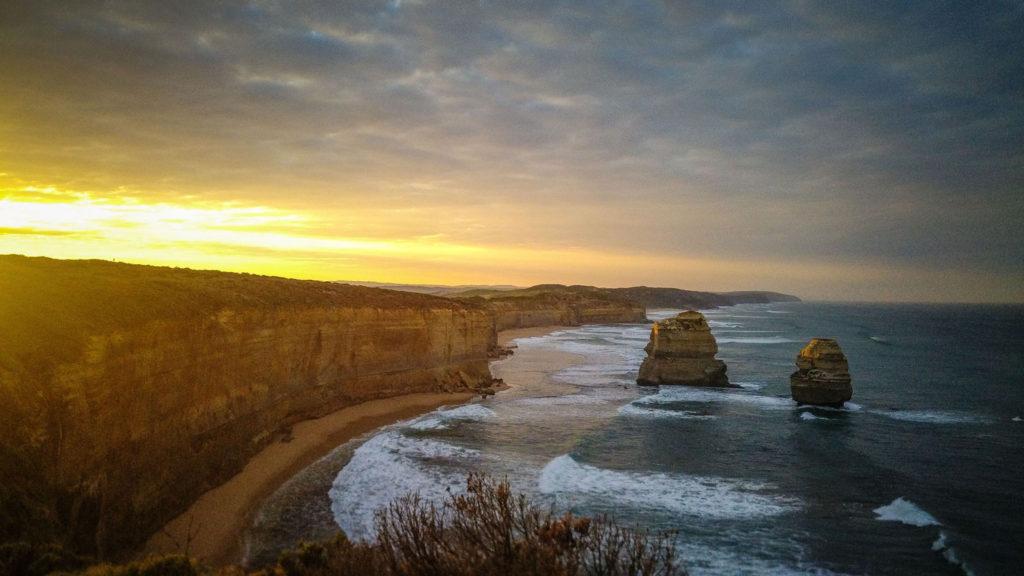 Les Douze Apôtres sur la Great Ocean Road