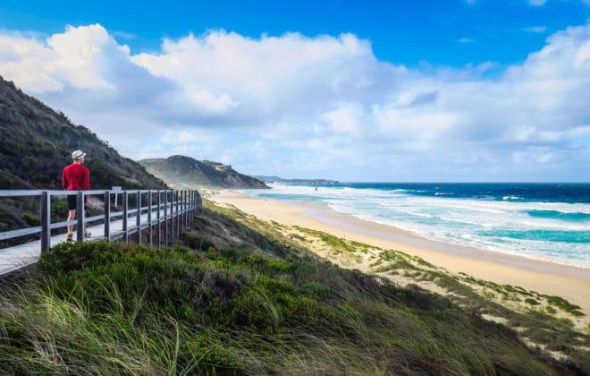Mandalay Beach à Walpole en Australie-Occidentale