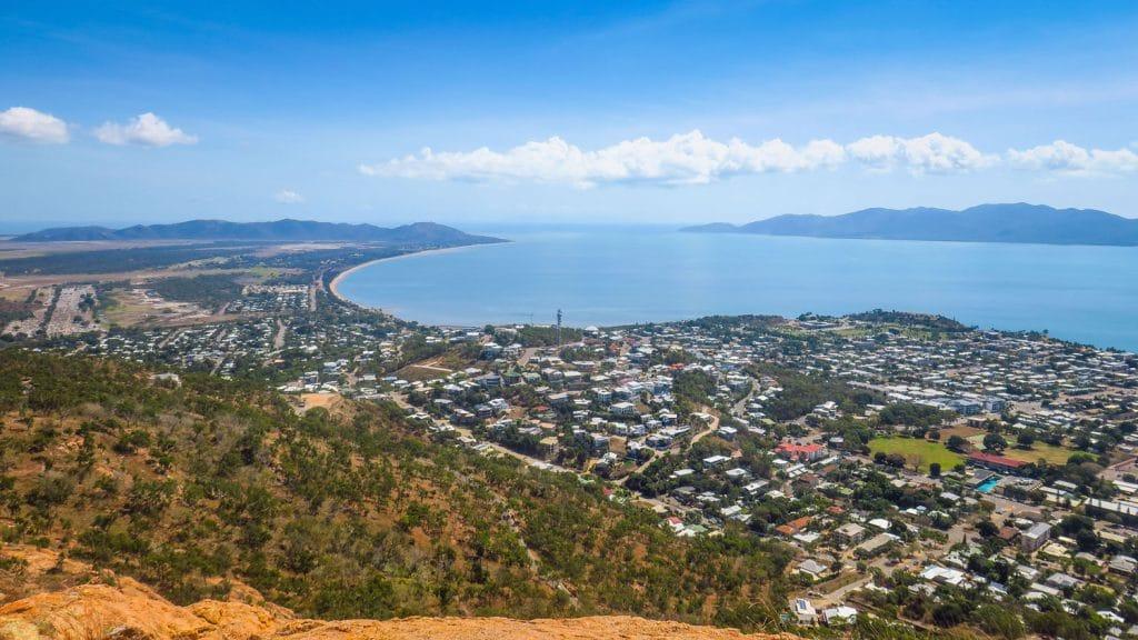 Castle Hill Lookout à Townsville