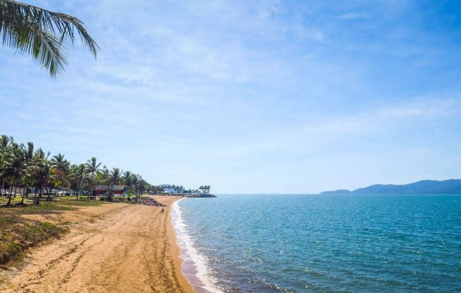 The Strand à Townsville