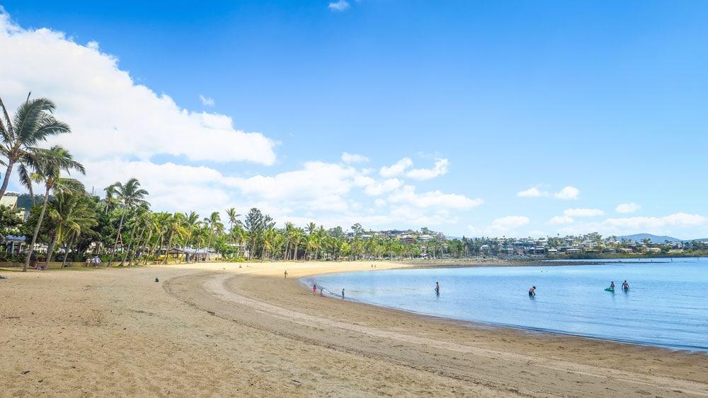 Airlie Beach près des Whitsundays