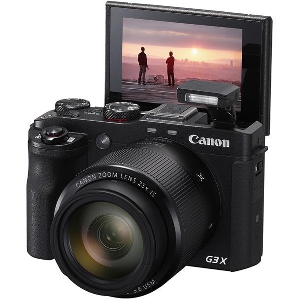 Appareil Photo Canon G3X