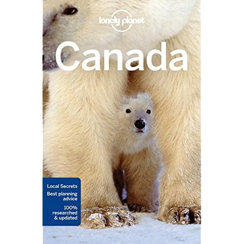 Guide de voyage Lonely Planet Canada