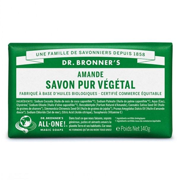 Savon Solide Dr Bronner's
